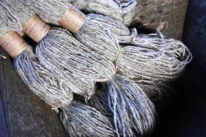 Nevajo getwijnd wol van vacht 72999