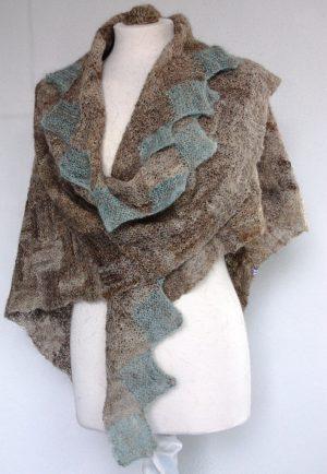 omslagdoek sjal